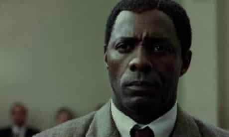 Idris Elba as Nelson Mandela in Mandela: Long Walk to Freedom