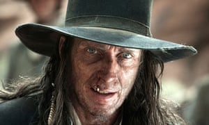 William Fichtner in The Lone Ranger