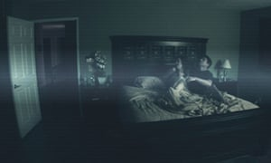 Paranormal Activity recap: reliving a phenomenon | Film ... Katie Featherston Demon Face