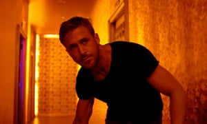 Ryan Gosling in Only God Forgives