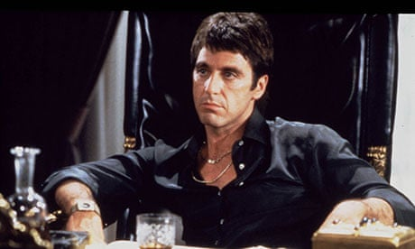 Why I Love The Confident Evil Of Tony Montana Film The Guardian