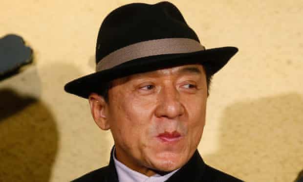 Jackie Chan in December 2012