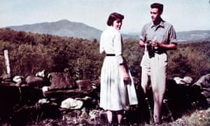 JD Salinger and Emily Maxwell
