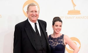 Actor and Screen Actors Guild President Ken Howard arrives at the Emmys