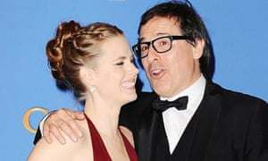 Golden Globes: Amy Adams and David O Russell