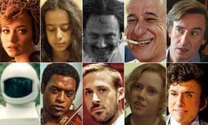 Guardian Film Awards composite