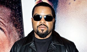 Ice Cube at a screening of Ride Along in Philadelphia, US.