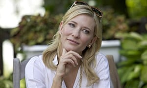 Cate Blanchett has won the best actress Oscar for Blue Jasmine.