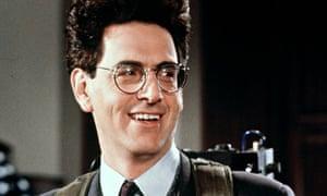 Harold Ramis in Ghostbusters II.