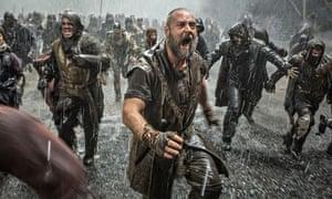 Russell Crowe in Noah