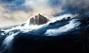 Flood of objections … Darren Aronofsky's Noah.