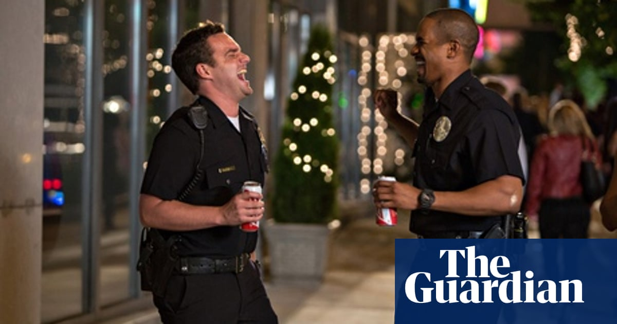 Is trigger-happy comedy Let's Be Cops the worst-timed movie ever