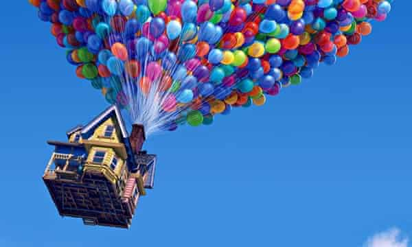 The film that makes me cry: Up | The film that makes me cry | The Guardian