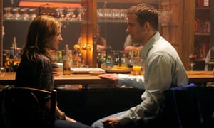 Anna Kendrick and Ryan Reynolds in The Voices