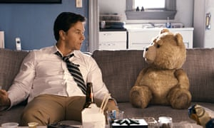 Mark Wahlberg and Seth MacFarlane's Ted