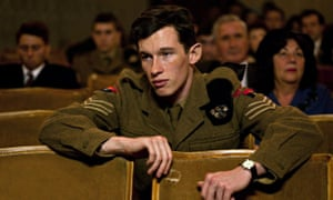 Callum Turner in Queen and Country