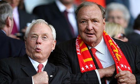 George Gillett and Tom Hicks