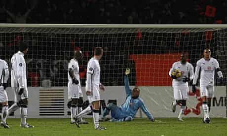Shakhtar Donetsk v Tottenham Hotspur
