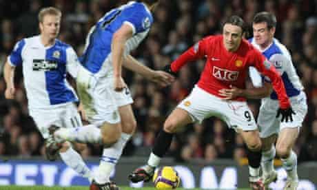 Manchester United v Blackburn Rovers