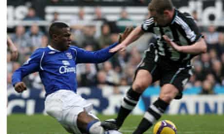 Kevin Nolan - Newcastle v Everton