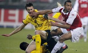 AZ Alkmaar v Roda JC
