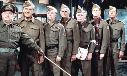 Classic Dad's Army - the template for Liverpool's miracle of Istanbul.