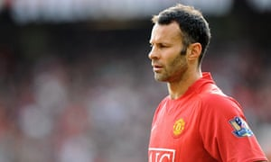 Ryan Giggs is on the six man shortlist for PFA Player of the Year