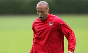 Mikael Silvestre feels that Patrice Evra showed Arsenal's senior players a lack of respect
