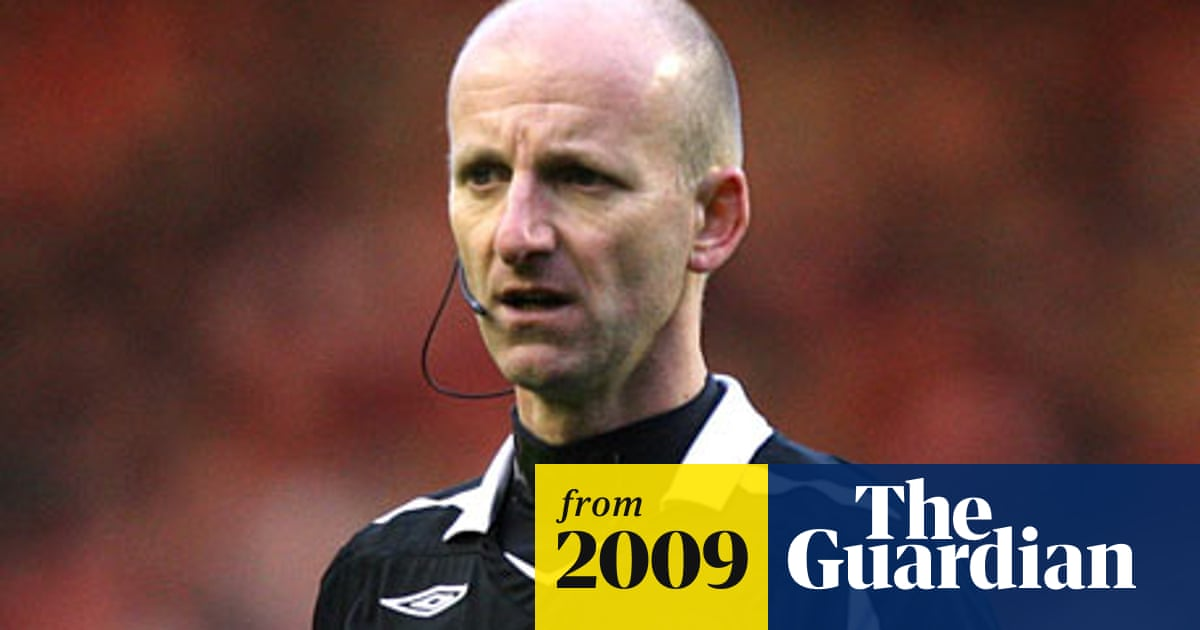 Mike Riley to succeed Keith Hackett as Premier League ...