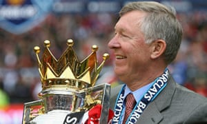 Sir Alex Ferguson won't rest until Manchester United are the best team in the galaxy