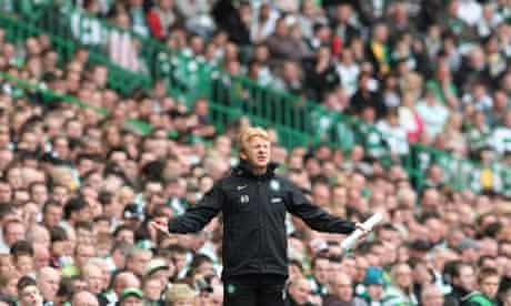 Gordon Strachan's relationship with Celtic fans