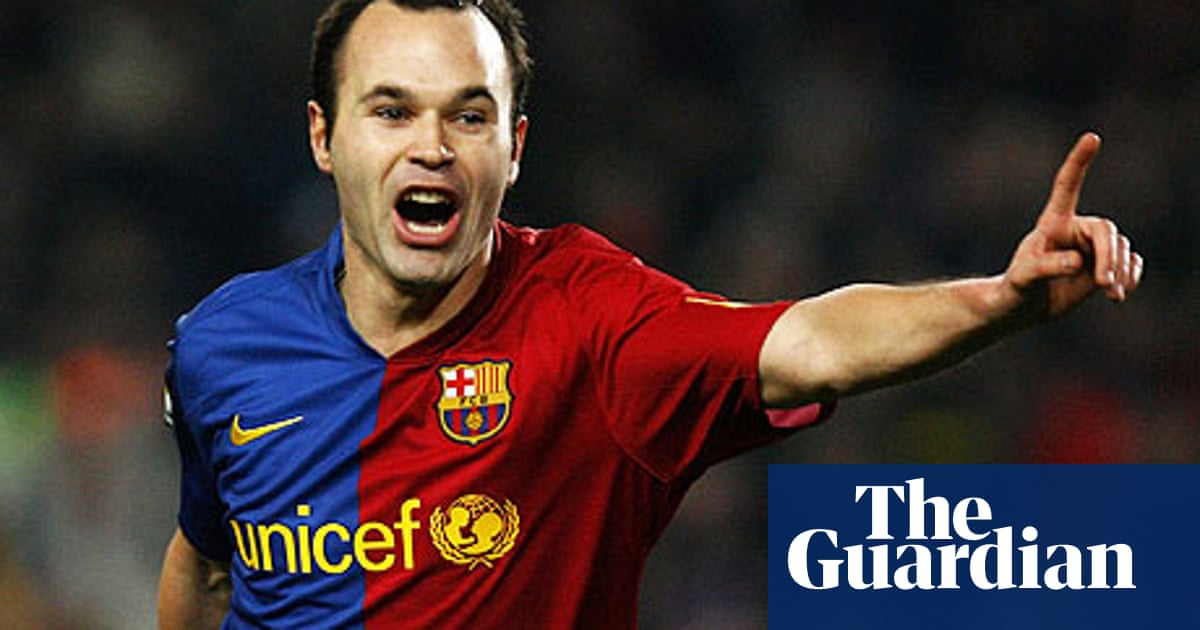 Barcelona Have A Big Edge Over Manchester United In That They Will Never Be For Sale Football The Guardian