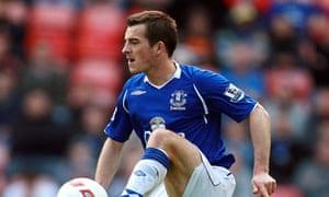 Leighton Baines has made 23 consecutive starts for Everton