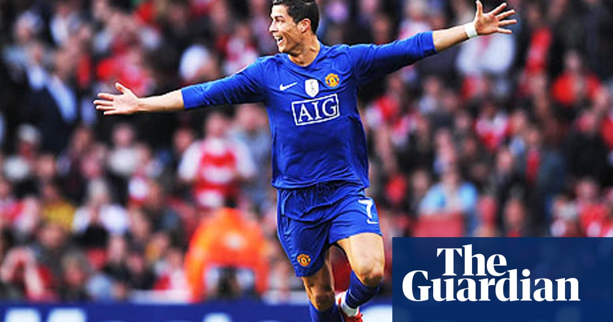 new concept aeb12 f8014 Cristiano Ronaldo claims he will stay at Manchester United ...