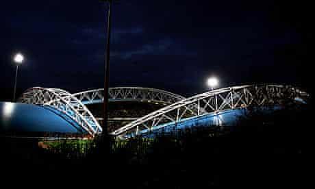 Galpharm Stadium