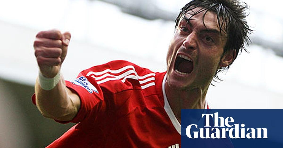Albert Riera Small Talk Sport The Guardian