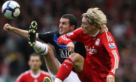Fernando Torres, Liverpool v Manchester United