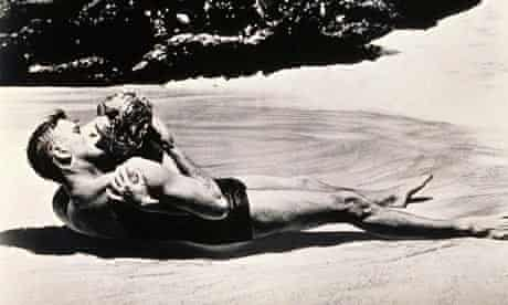 Burt Lancaster in From Here to Eternity