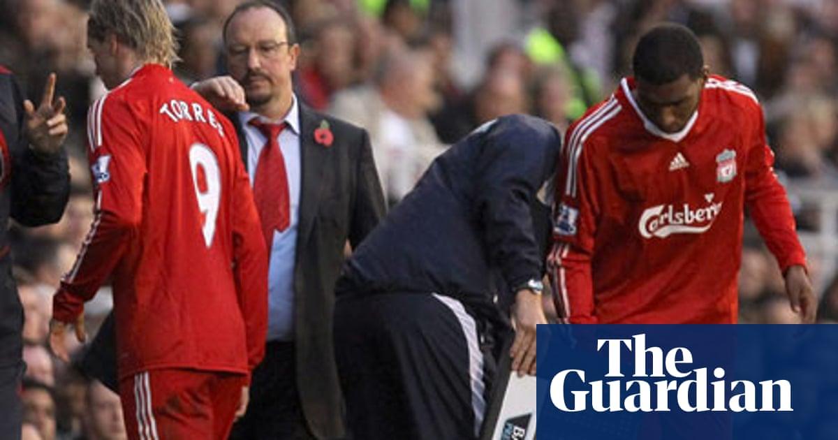 Fernando Torres at risk to face Lyon as Rafael Benítez's ...