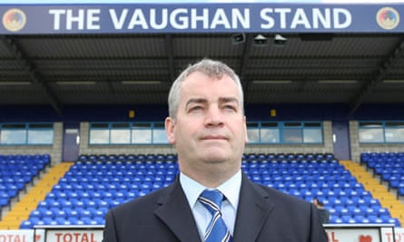 Stephen Vaughan