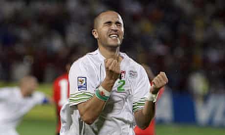 Antar Yahia of Algeria