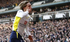 73c4e2214a1 Premier League  Tottenham Hotspur v West Ham United - as it happened. Luka  Modric ...