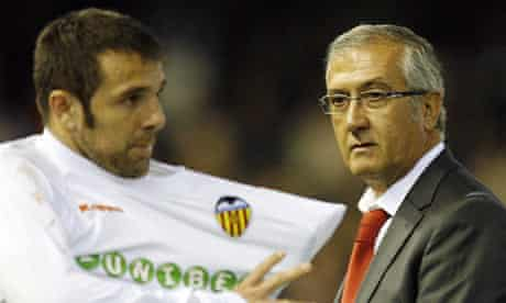 Mallorca's coach Gregorio Manzano
