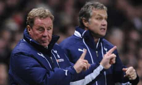 Harry Redknapp and Kevin Bond