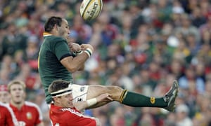 Lions v South Africa, Ronan O'Gara