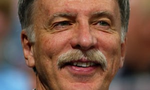 Stan Kroenke, Arsenal shareholder