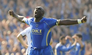 Sol Campbell could be celebrating like this in north London very soon