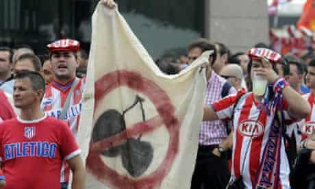 Atletico Madrid vs Racing Santander