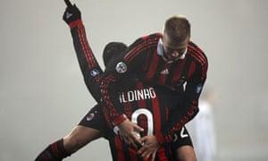 David Beckham, Ronaldinho