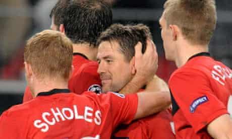 Manchester United, Michael Owen